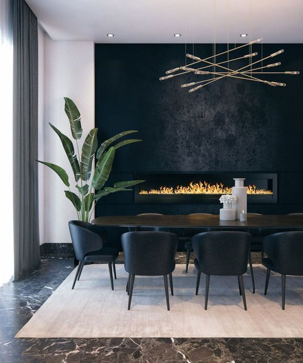 Admirable Dining Room Design Ideas You Will Love 33 1