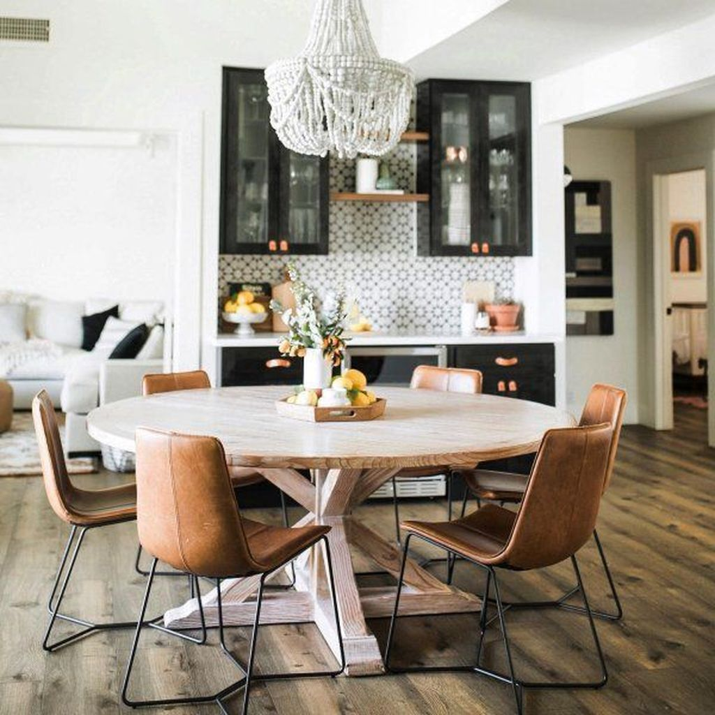 Admirable Dining Room Design Ideas You Will Love 36