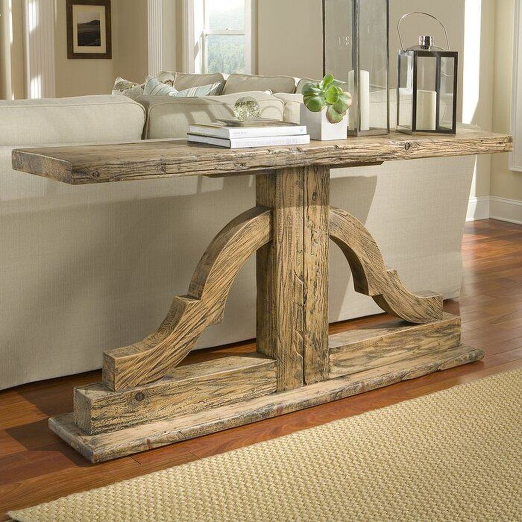 Amazing Sofa Table Decor Ideas You Should Try 15