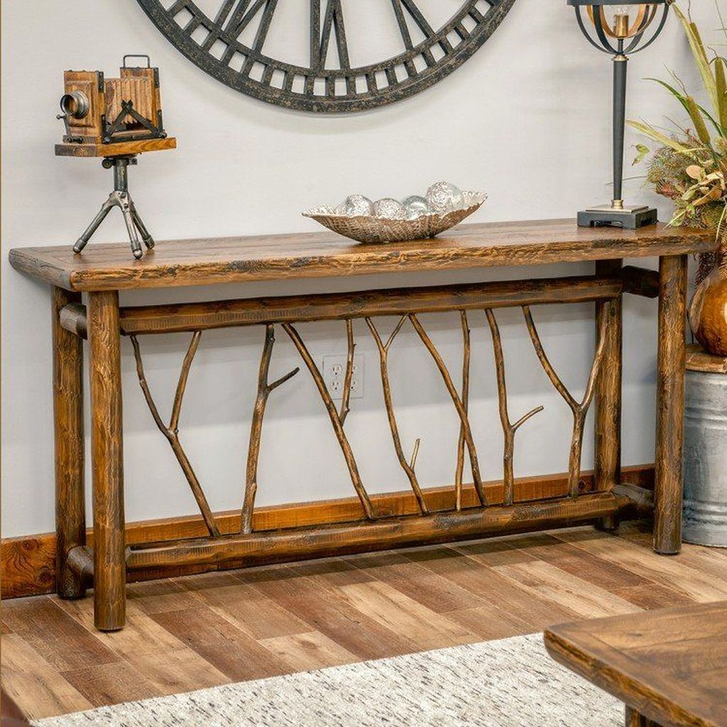 Amazing Sofa Table Decor Ideas You Should Try 24