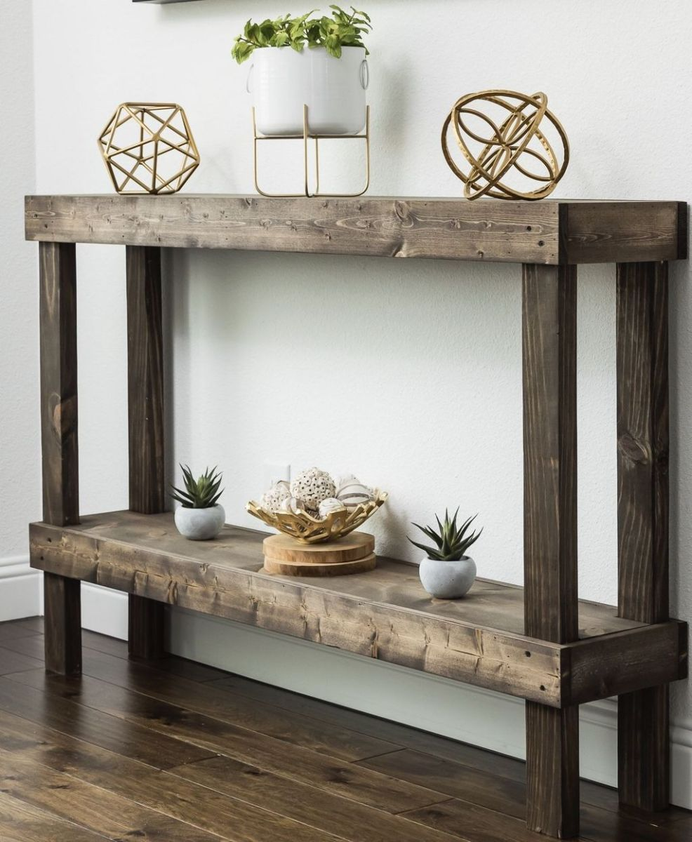 Amazing Sofa Table Decor Ideas You Should Try 33
