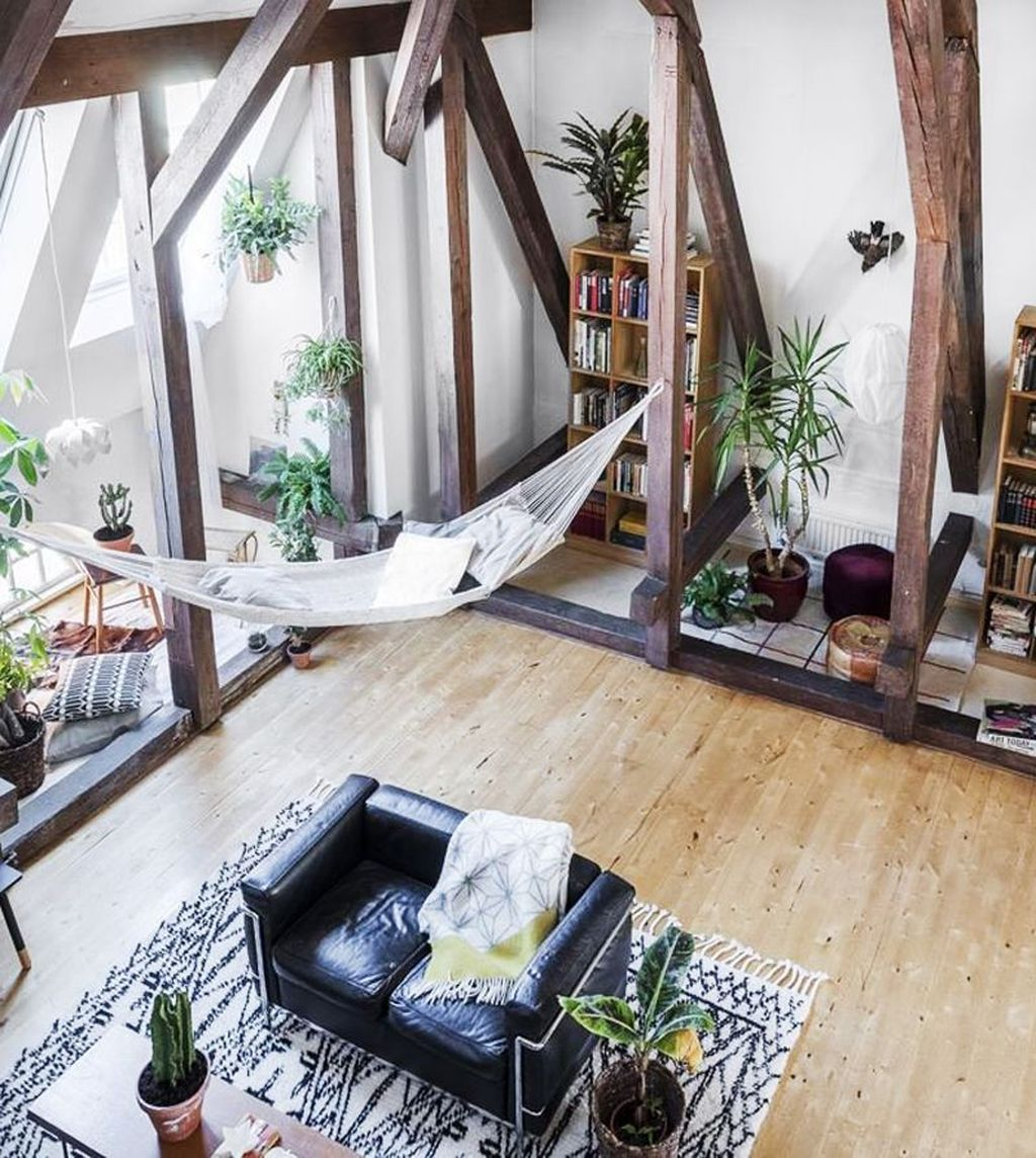 Awesome Loft Apartment Decorating Ideas 12