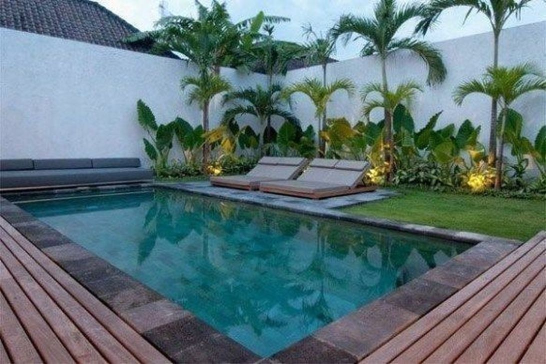Awesome Minimalist Pool Designs You Must Have 14