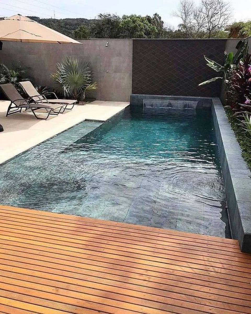 Awesome Minimalist Pool Designs You Must Have 17
