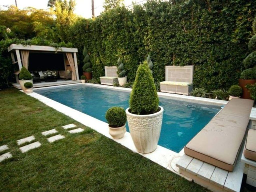 Awesome Minimalist Pool Designs You Must Have 24