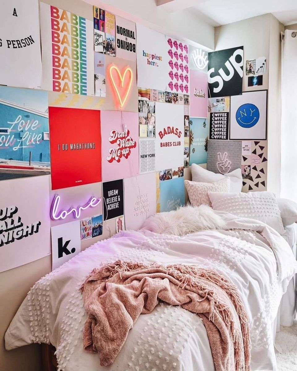 Cool Dorm Room Ideas To Maximize Your Space 26