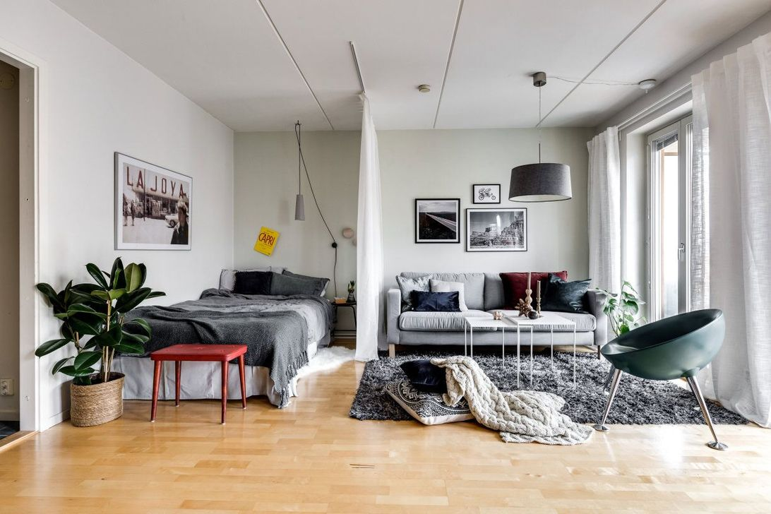 Cool Studio Apartment Ideas You Never Seen Before 12