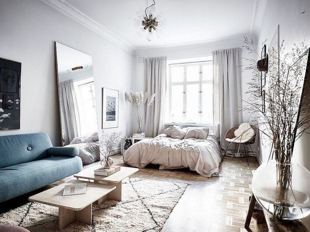 Cool Studio Apartment Ideas You Never Seen Before 27