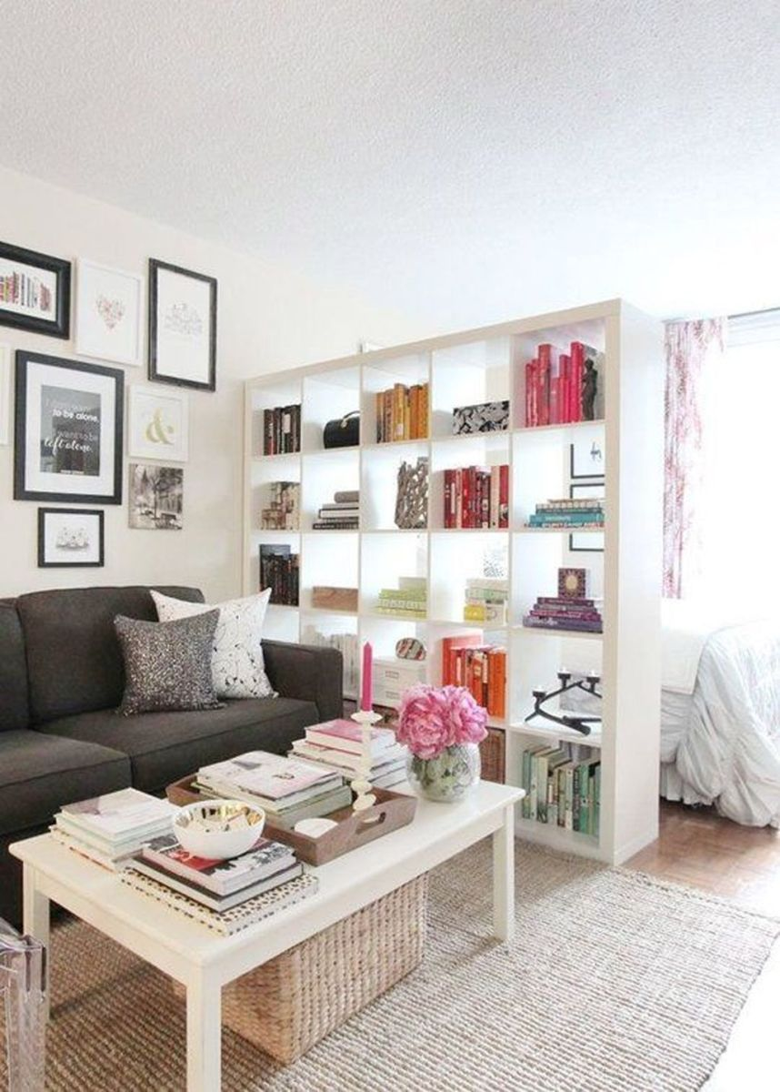 Cool Studio Apartment Ideas You Never Seen Before 29