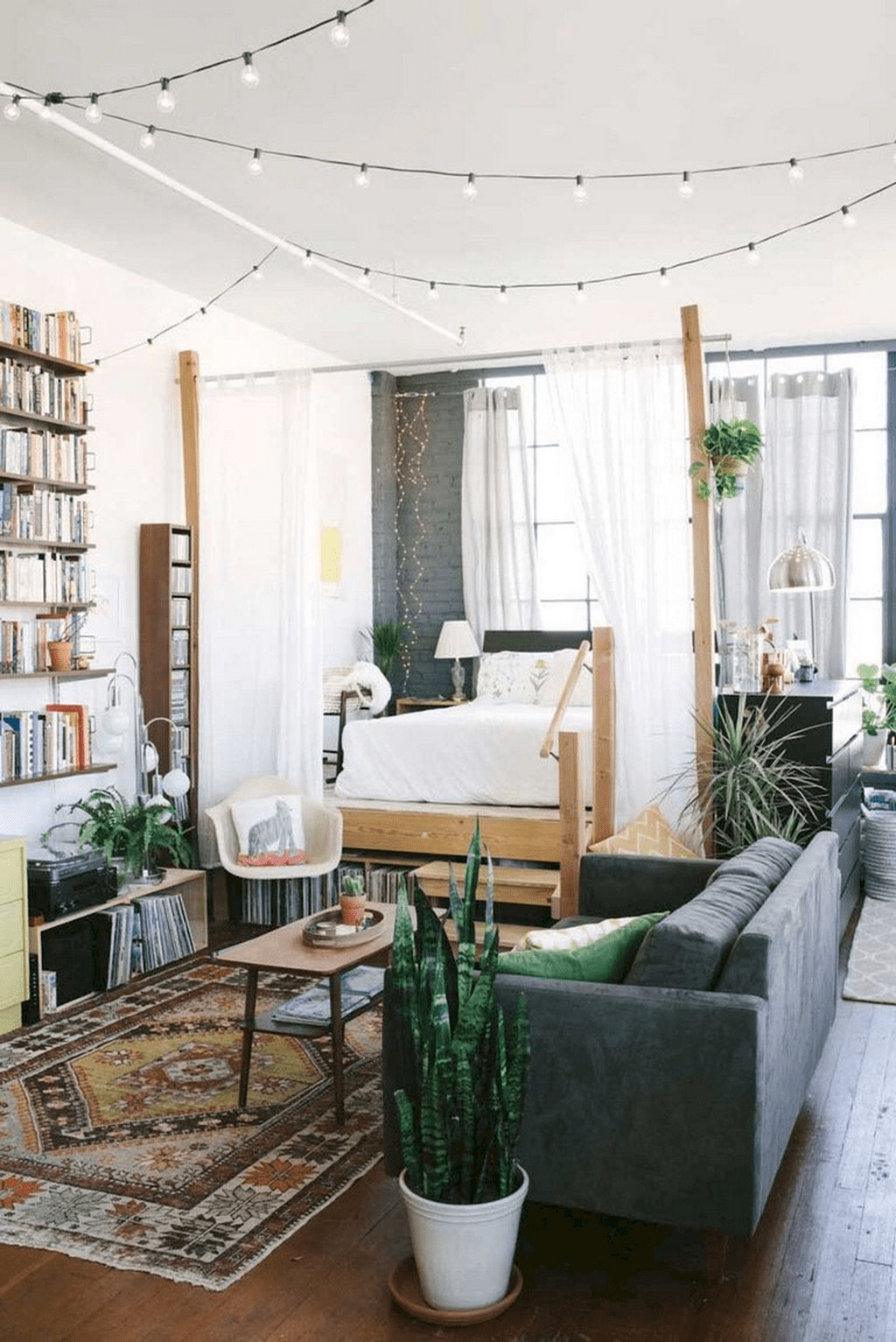 Cool Studio Apartment Ideas You Never Seen Before 30