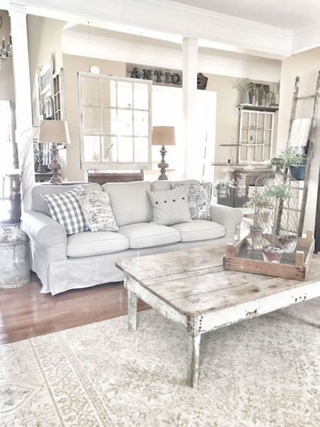 Fabulous Country Living Room Designs Ideas You Will Love 10