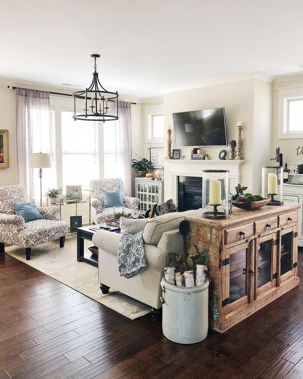 Fabulous Country Living Room Designs Ideas You Will Love 21