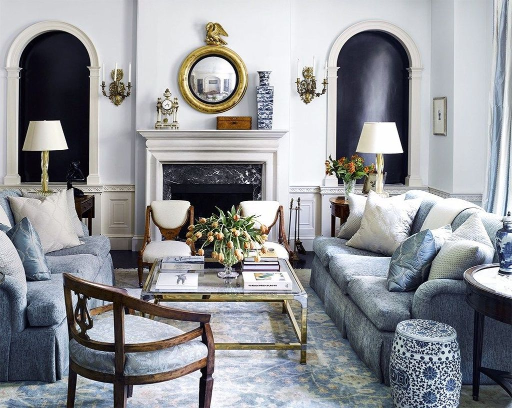 Fabulous Country Living Room Designs Ideas You Will Love 30