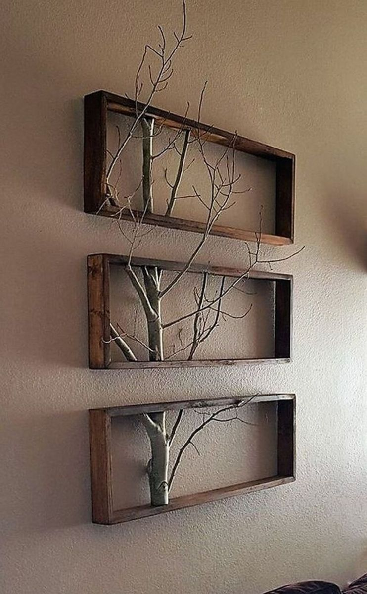 Fabulous Pallet Wall Decor Ideas To Beautify Your Interior 30