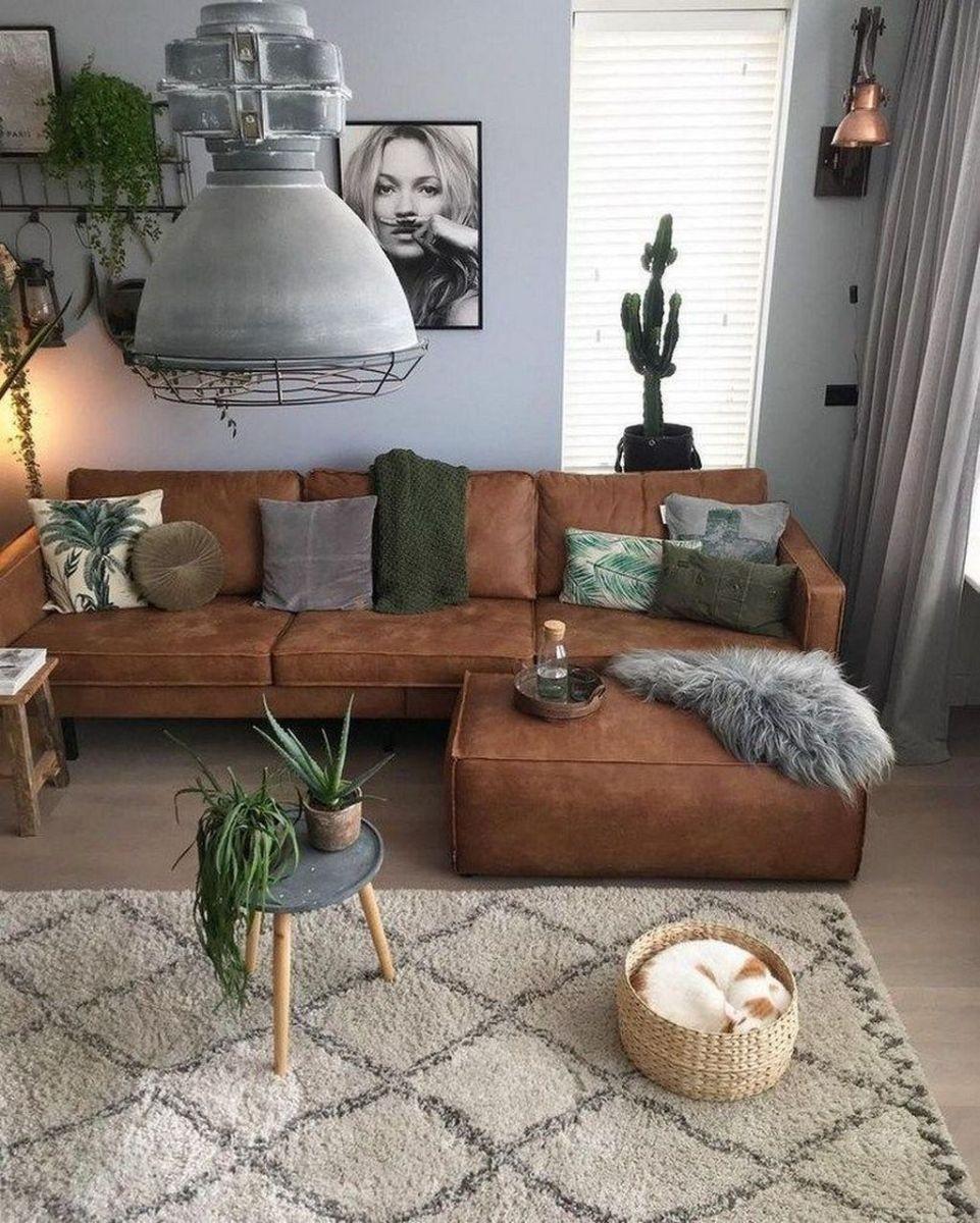 Fascinating Small Apartment Living Room Decor Ideas 01