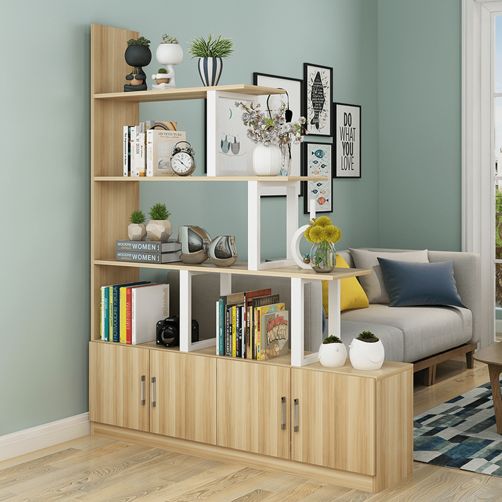 Fascinating Small Living Room Cabinet Design Ideas 13