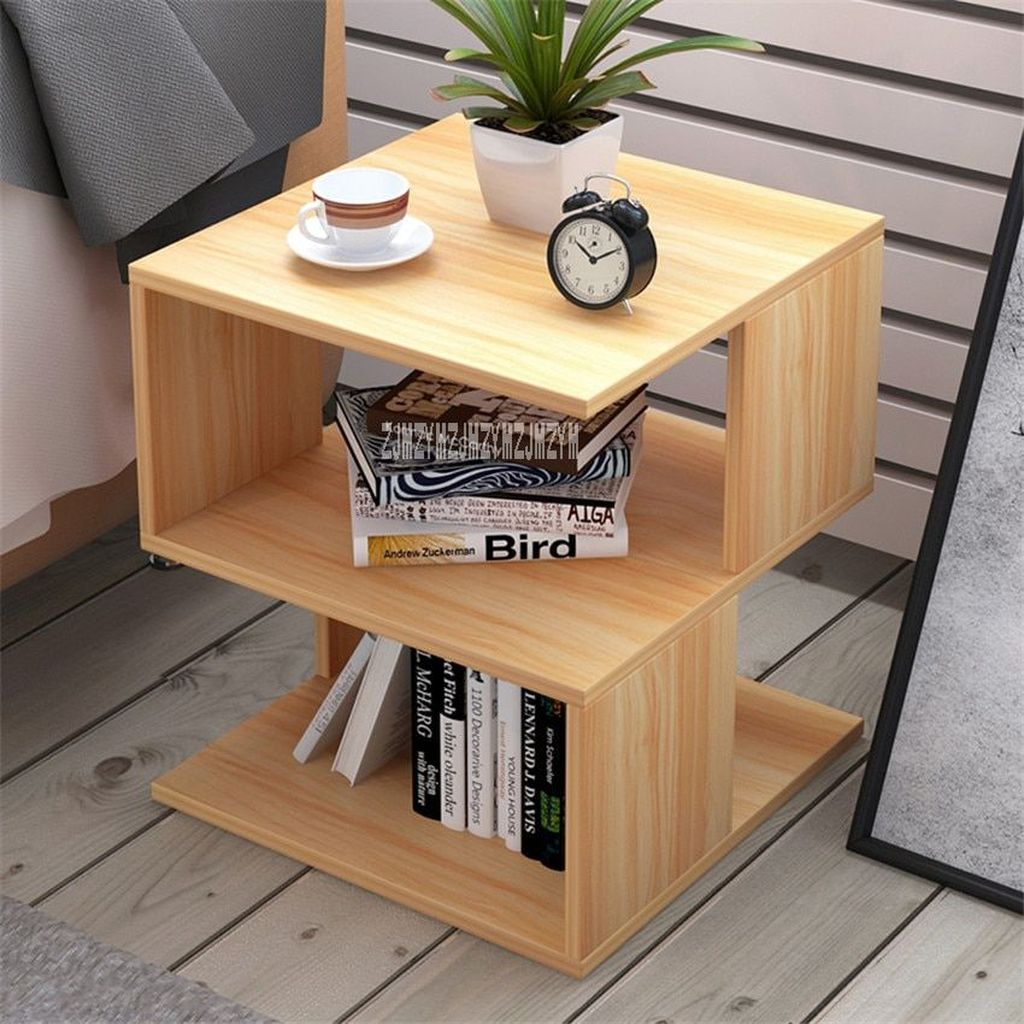 Fascinating Small Living Room Cabinet Design Ideas 14