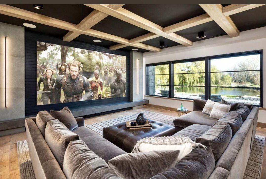 Gorgeous Basement Living Room Ideas You Definitely Like 10