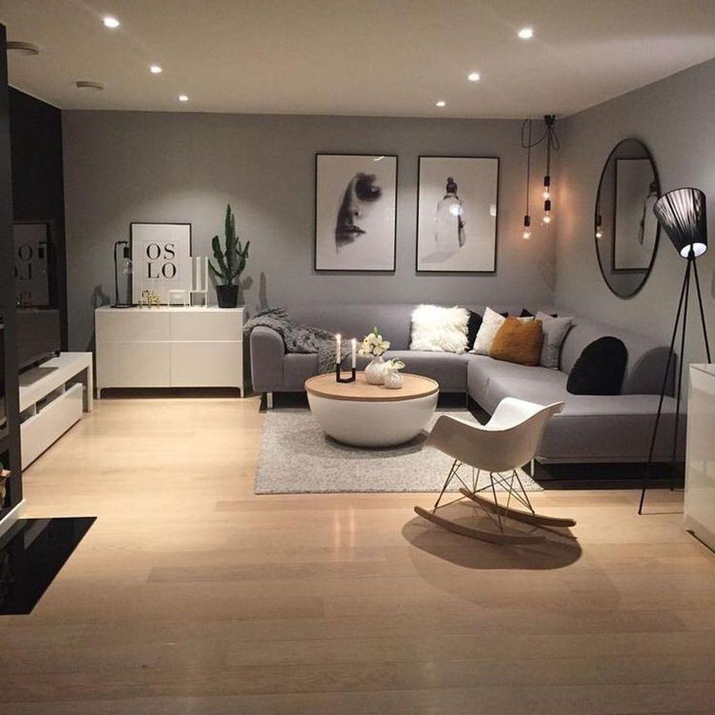 Gorgeous Basement Living Room Ideas You Definitely Like 25