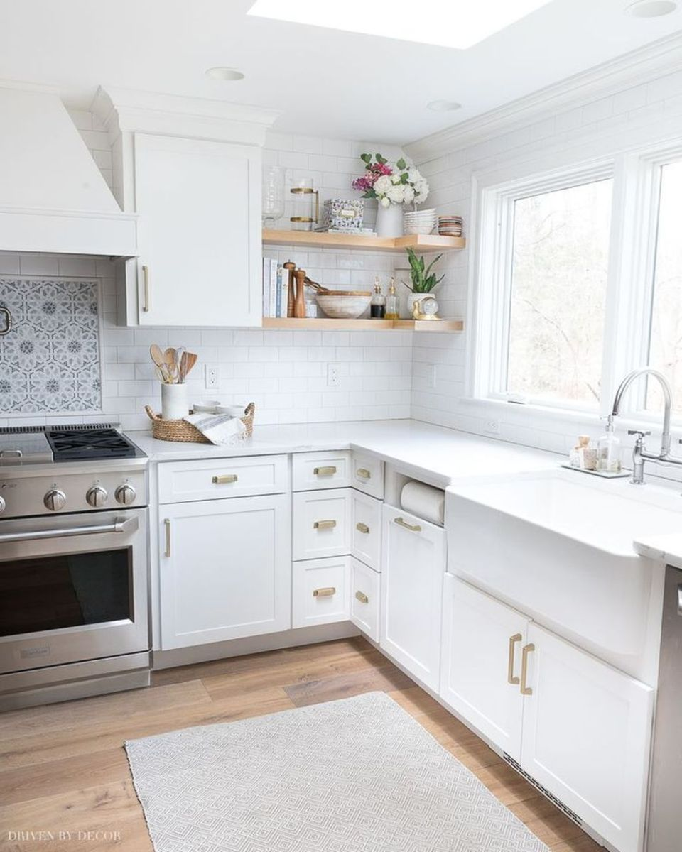 Gorgeous Kitchen Shelves Ideas You Must Have 25