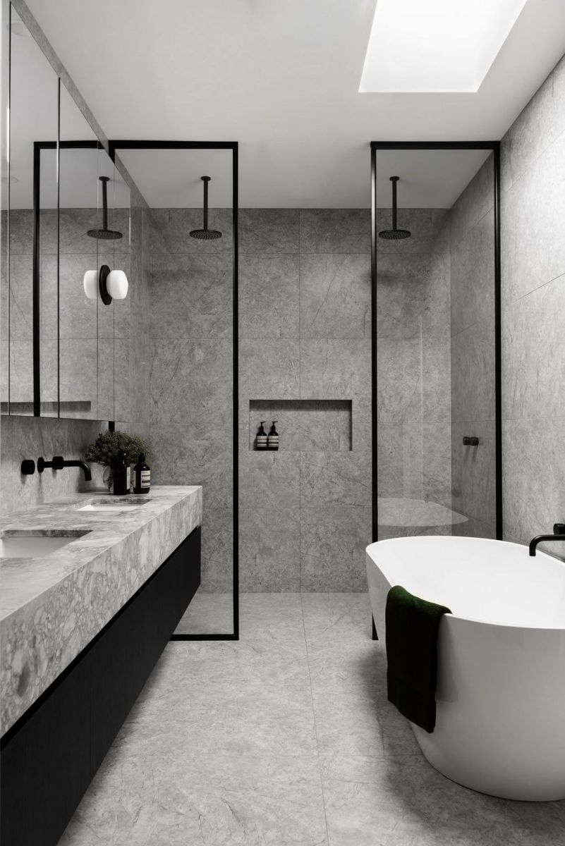 Inspiring Bathroom Interior Design Ideas 14