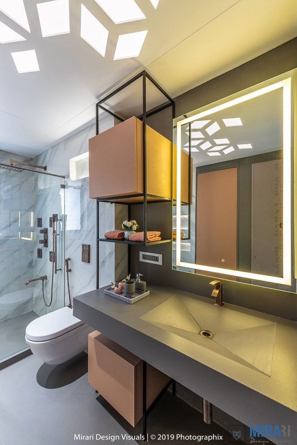 Inspiring Bathroom Interior Design Ideas 26
