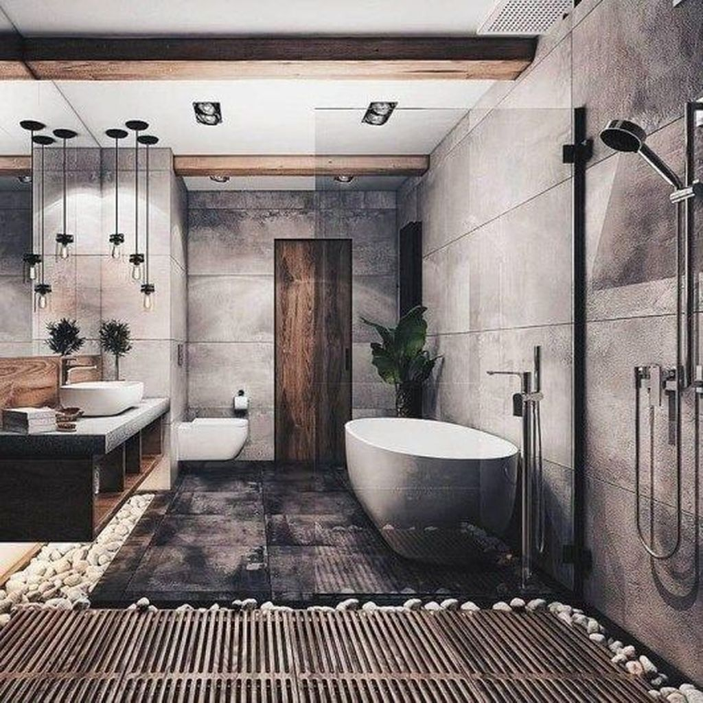 Inspiring Bathroom Interior Design Ideas 30