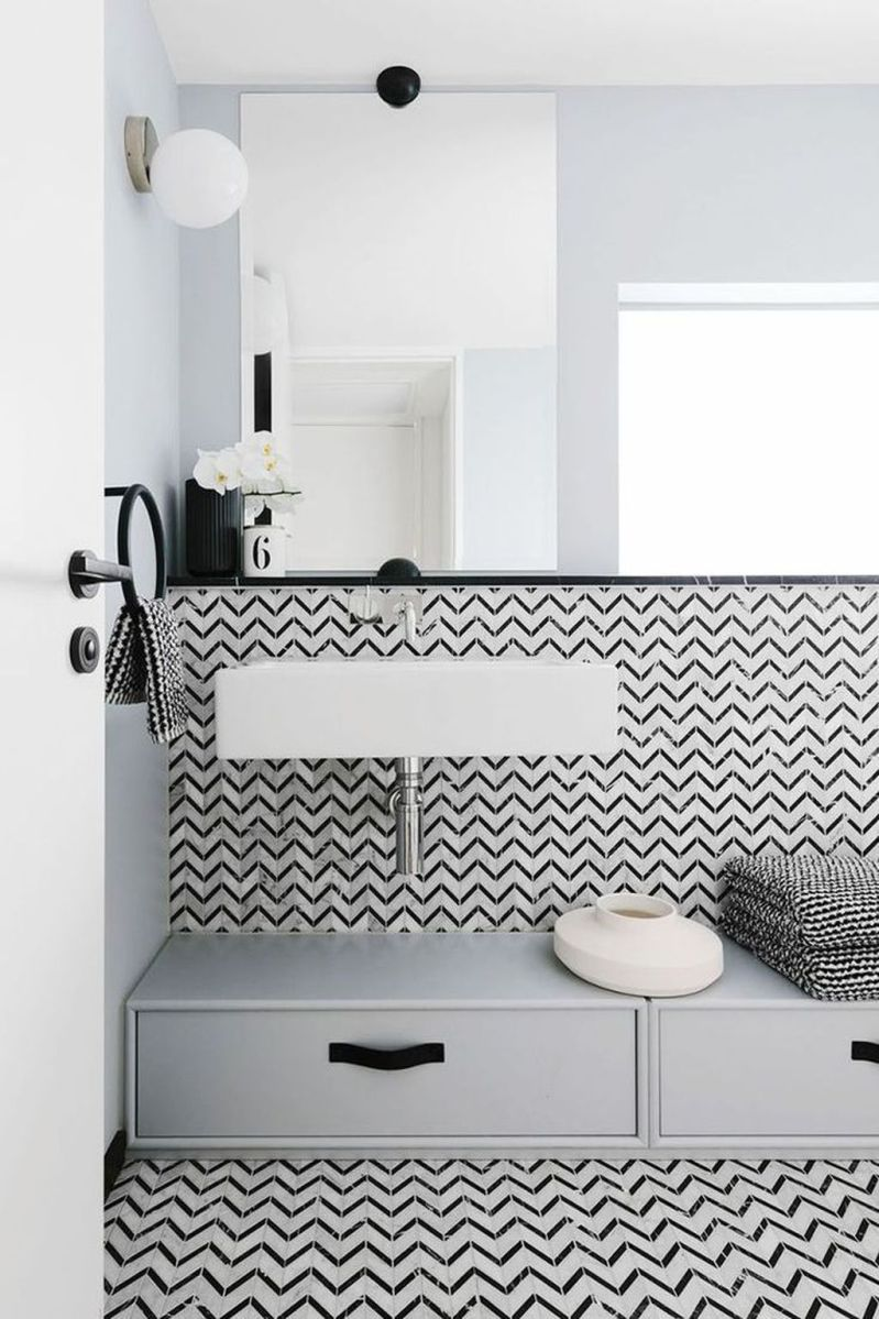 Inspiring Spa Bathroom Decor Ideas 05