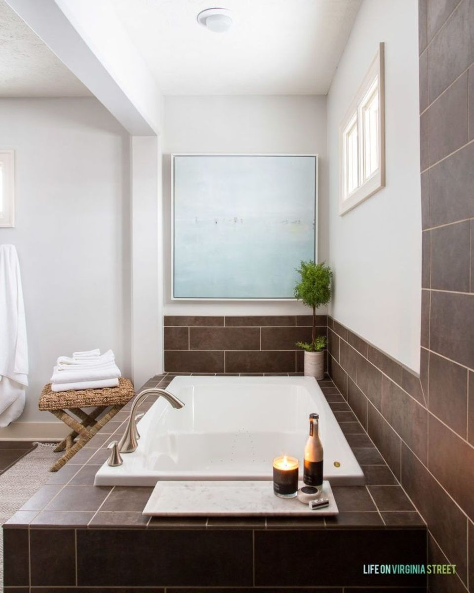 Inspiring Spa Bathroom Decor Ideas 15