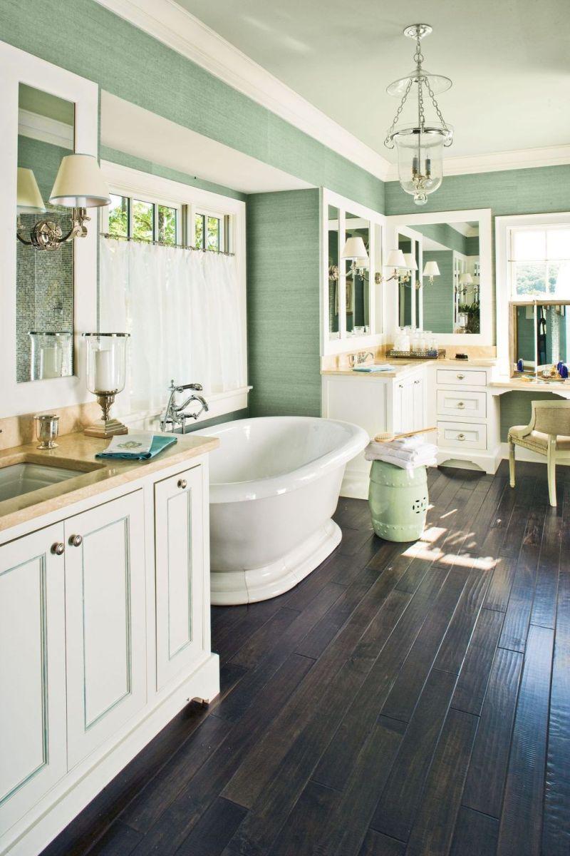 Inspiring Spa Bathroom Decor Ideas 20