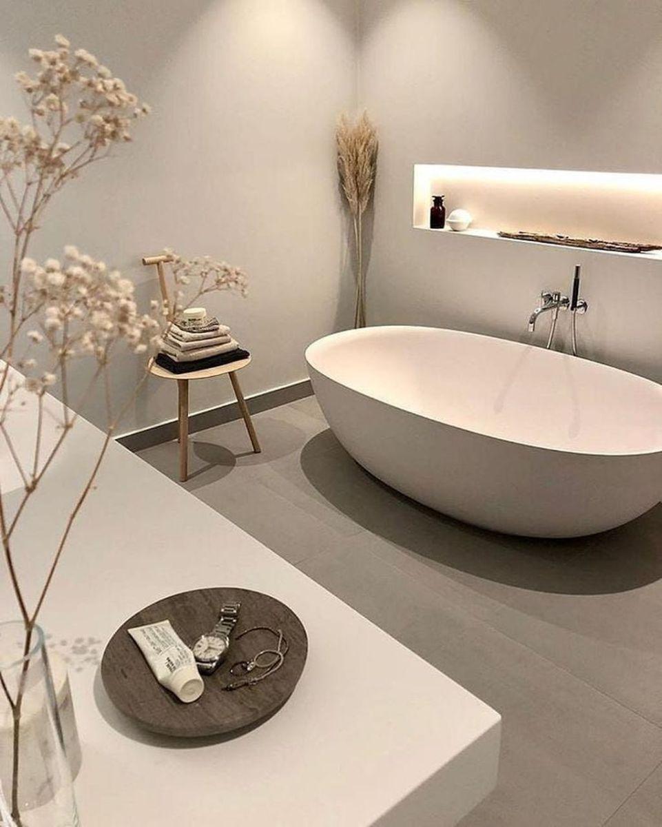 Inspiring Spa Bathroom Decor Ideas 22