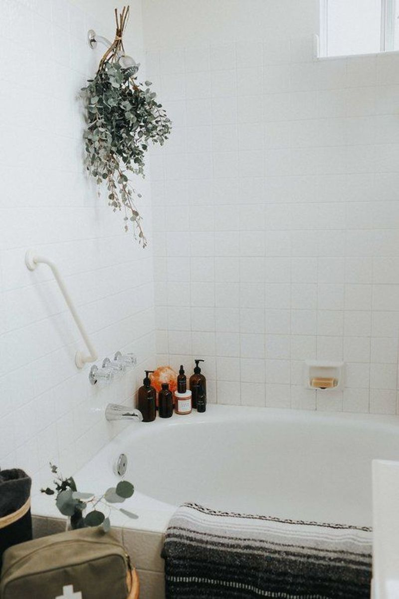 Inspiring Spa Bathroom Decor Ideas 33