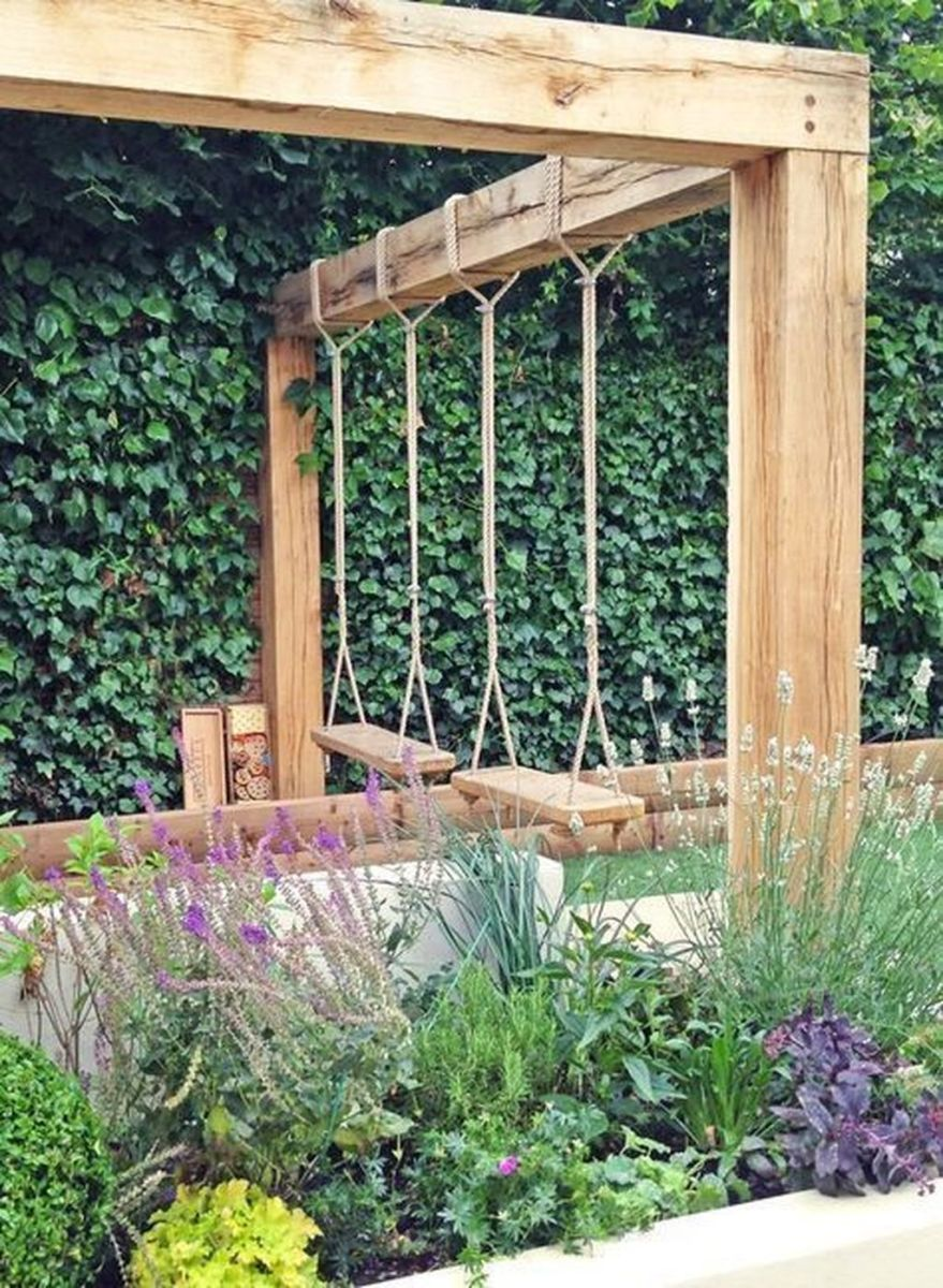 Lovely Home Garden Ideas That You Must Have 04
