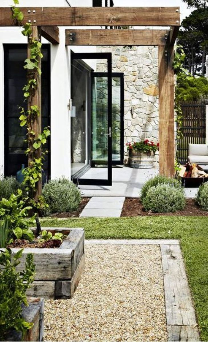 Lovely Home Garden Ideas That You Must Have 22