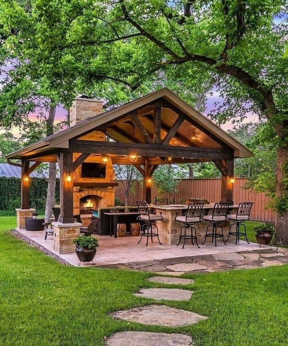 Lovely Home Garden Ideas That You Must Have 27