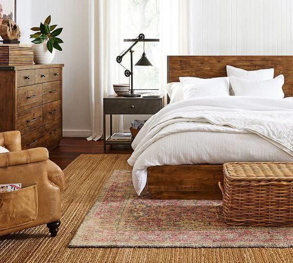 Lovely Rustic Bedroom Design Ideas 04 1