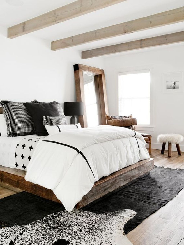 Lovely Rustic Bedroom Design Ideas 07