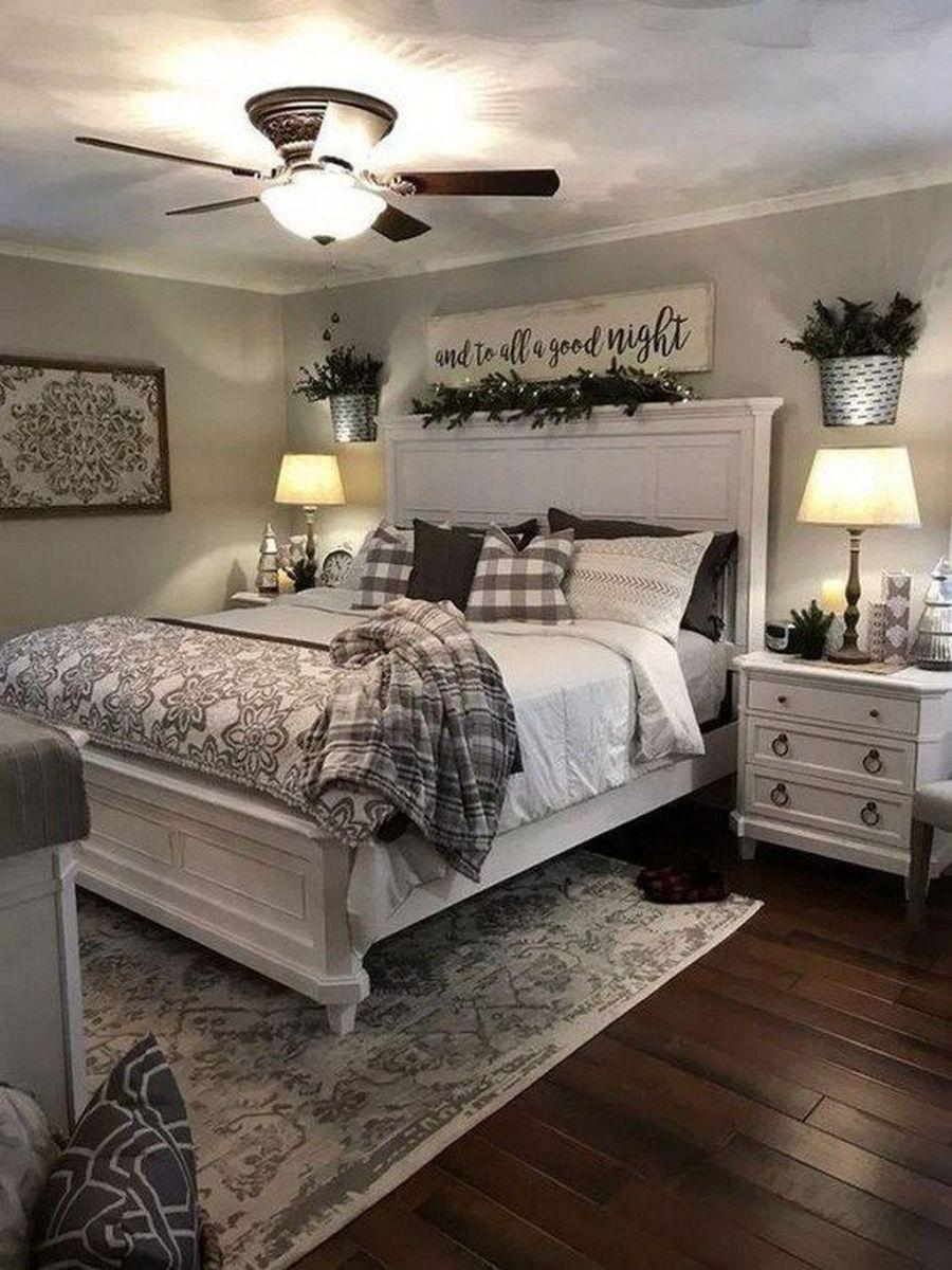 Lovely Rustic Bedroom Design Ideas 23