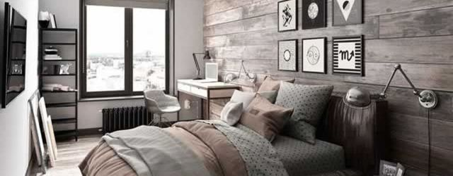 Lovely Rustic Bedroom Design Ideas 26