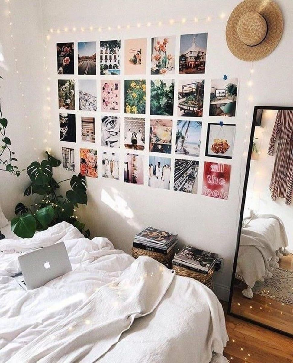 Nice Simple Dorm Room Decor You Should Copy 14