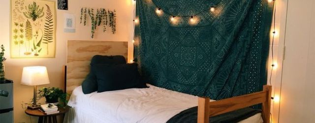 Nice Simple Dorm Room Decor You Should Copy 22