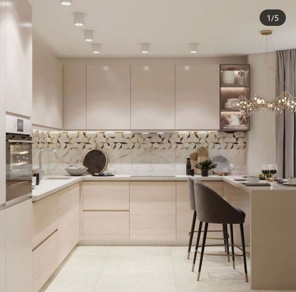 Popular Simple Kitchen Decor Ideas You Should Try 02