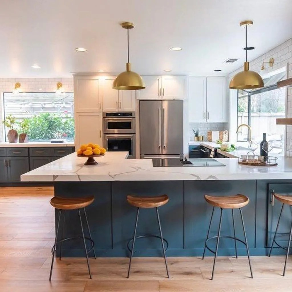 Popular Simple Kitchen Decor Ideas You Should Try 09