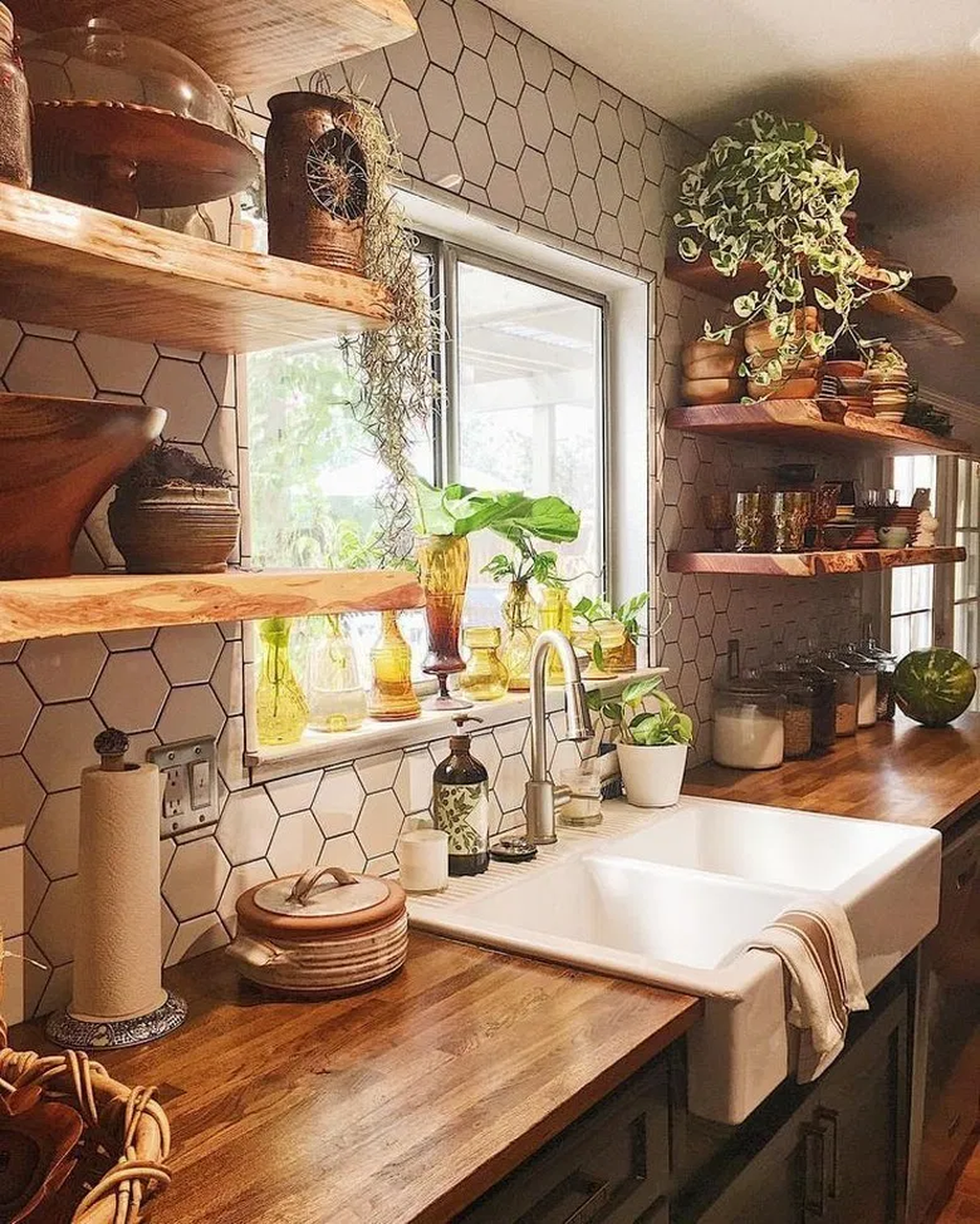 Popular Simple Kitchen Decor Ideas You Should Try 15