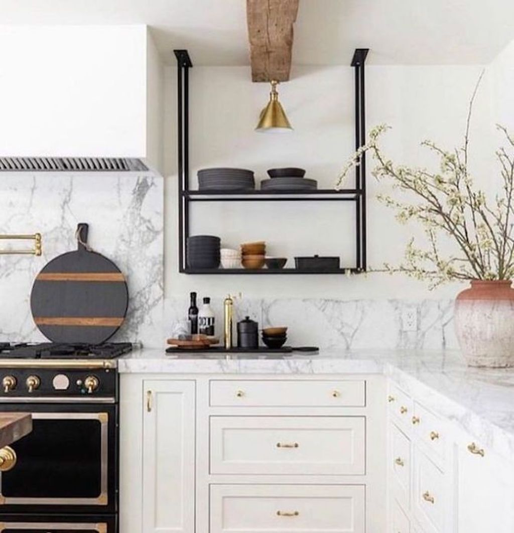 Popular Simple Kitchen Decor Ideas You Should Try 24