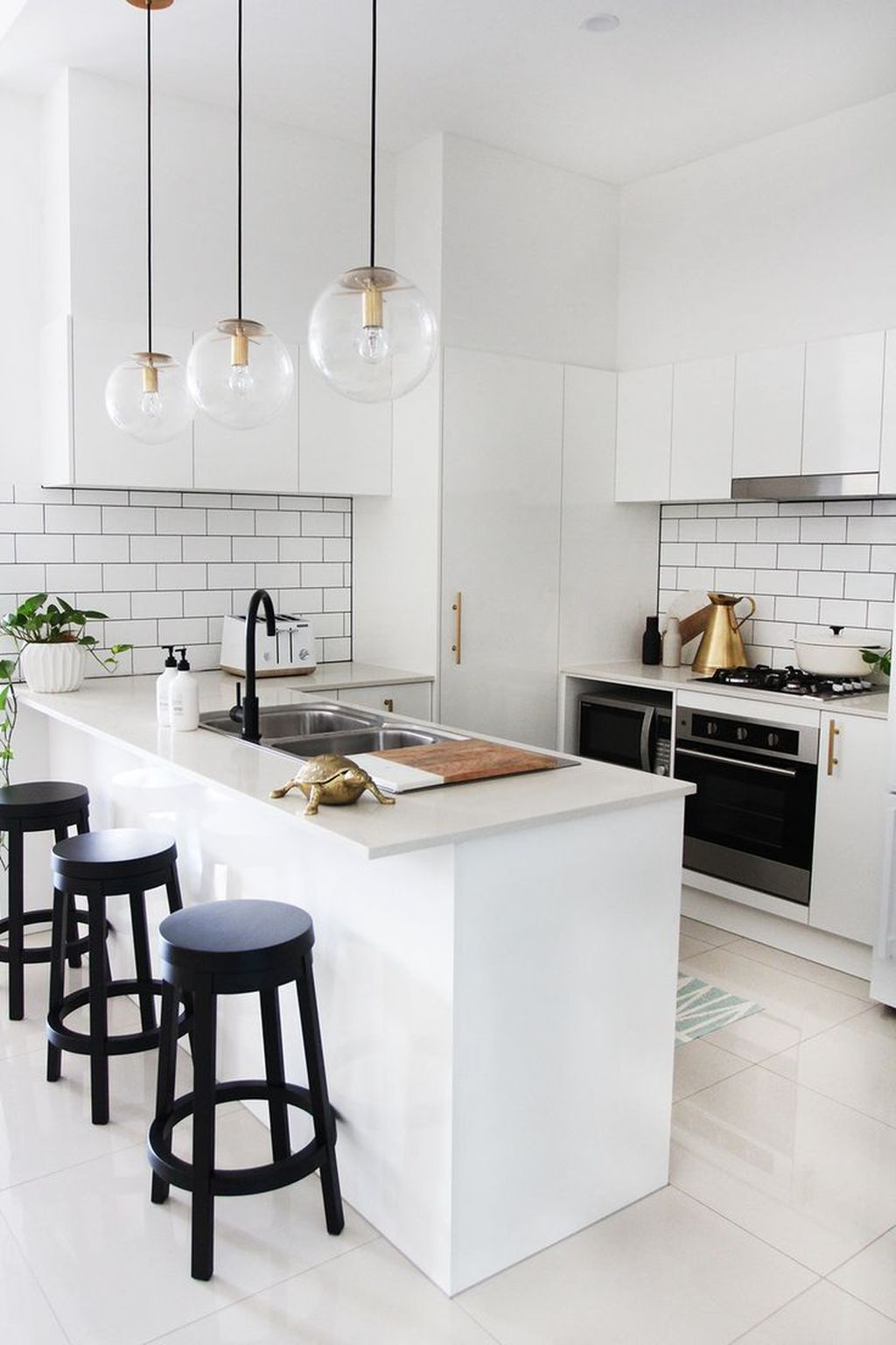 Popular Simple Kitchen Decor Ideas You Should Try 25
