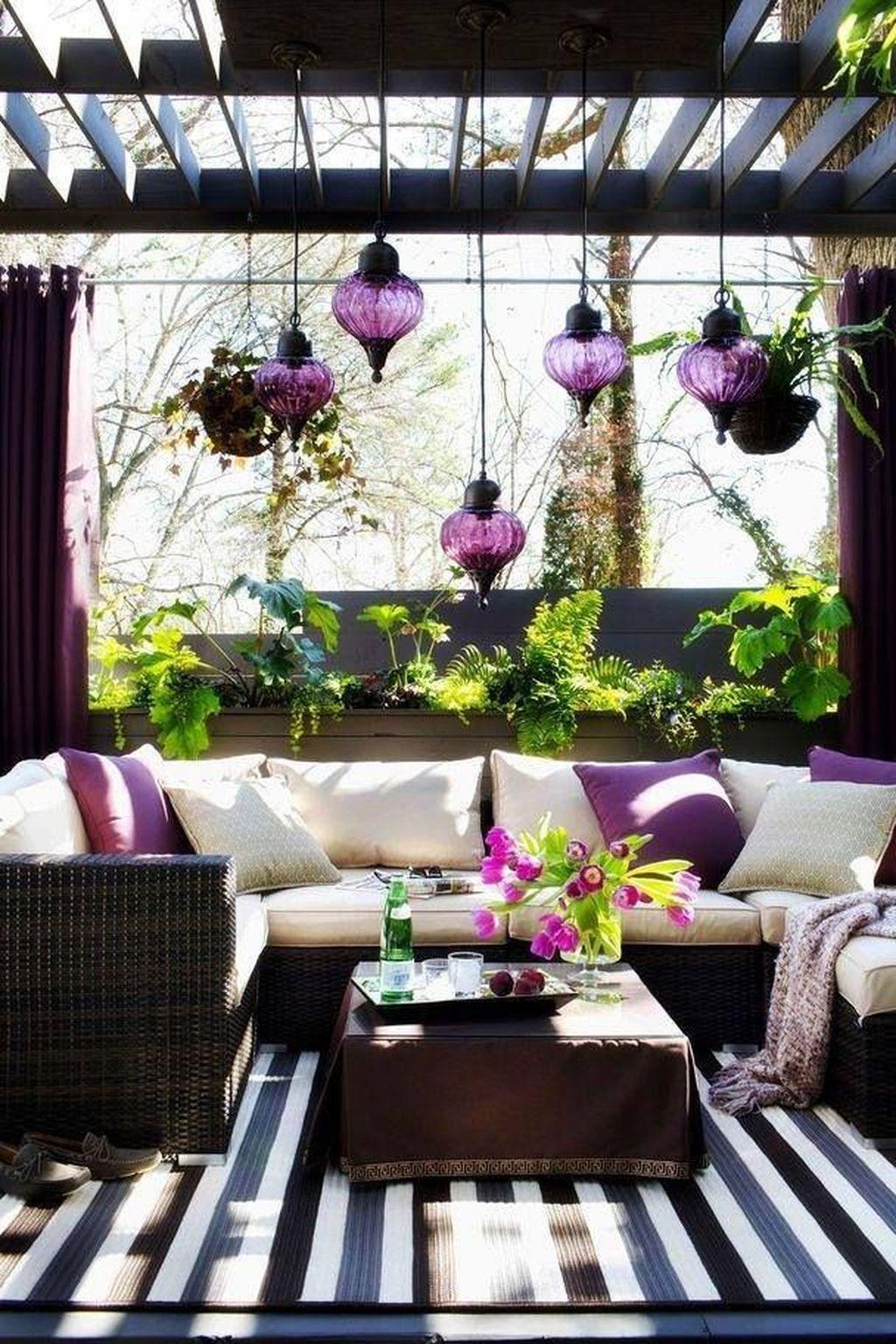 Popular Spring Outdoor Decor Ideas 04