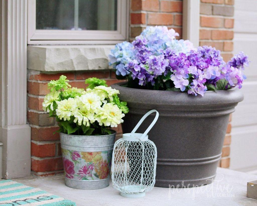 Popular Spring Outdoor Decor Ideas 11