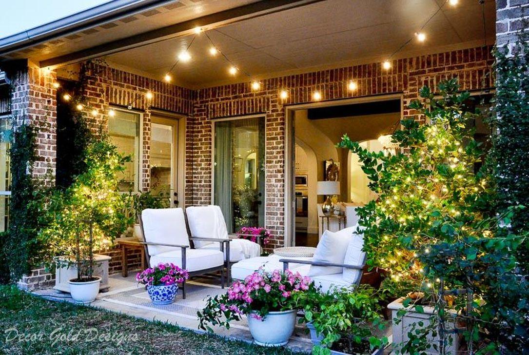 Popular Spring Outdoor Decor Ideas 18