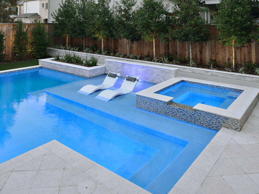 Stunning Backyard Pool Landscaping Ideas 06